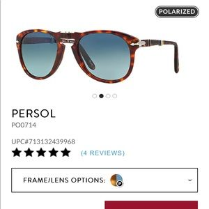 Persol sunglasses $250 OBO